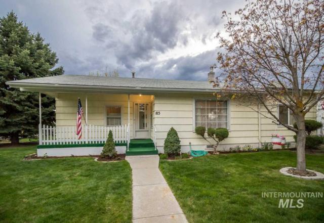 813 S Hayes Ave, Emmett, ID 83617 (MLS #98726605) :: Jon Gosche Real Estate, LLC