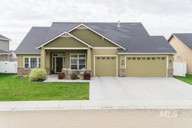 303 Newport Drive, Caldwell, ID 83605 (MLS #98726639) :: Silvercreek Realty Group