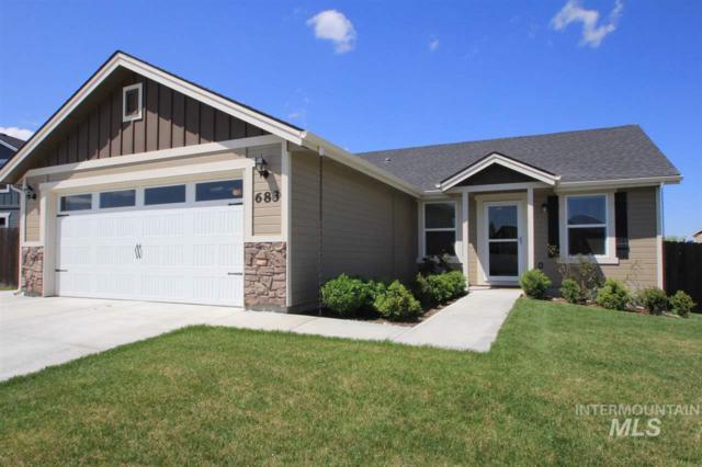 683 N Quincannon Way, Star, ID 83669 (MLS #98726660) :: Jon Gosche Real Estate, LLC