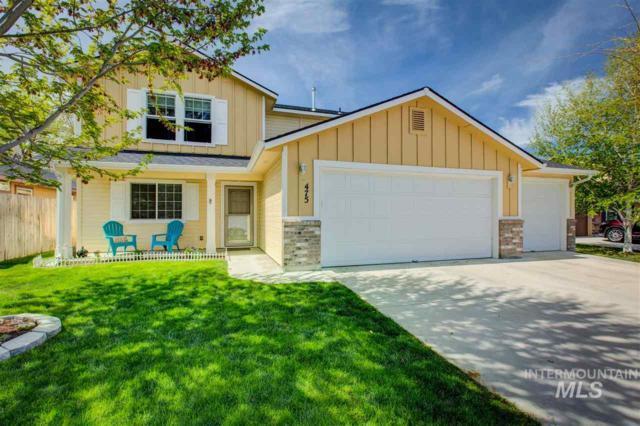 475 N Evelyn, Star, ID 83669 (MLS #98726667) :: Jon Gosche Real Estate, LLC
