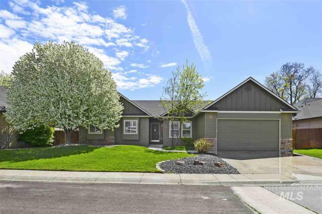 1024 S Eagle Rock Place, Eagle, ID 83616 (MLS #98726673) :: Silvercreek Realty Group
