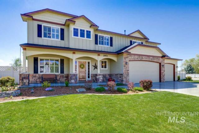 2953 W Capriana Dr, Meridian, ID 83646 (MLS #98726679) :: Jon Gosche Real Estate, LLC
