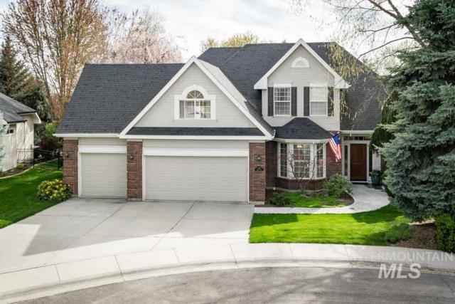 2397 E Lenox Ct, Eagle, ID 83616 (MLS #98726683) :: Jon Gosche Real Estate, LLC
