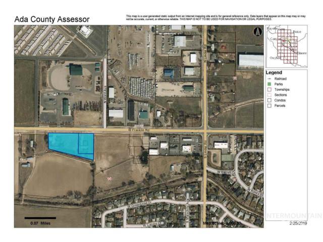2075/2155 W Franklin, Meridian, ID 83642 (MLS #98726688) :: Jon Gosche Real Estate, LLC