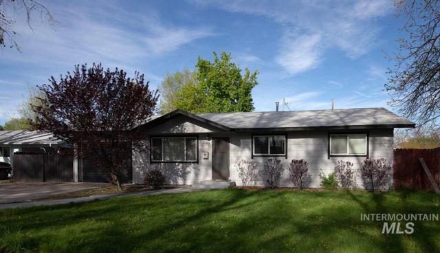 2109 S Hervey St, Boise, ID 83705 (MLS #98726693) :: Silvercreek Realty Group