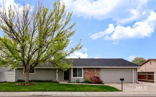 W Tana Dr, Meridian, ID 83646 (MLS #98726710) :: Jon Gosche Real Estate, LLC