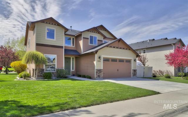 3539 N Justin, Meridian, ID 83646 (MLS #98726729) :: Jon Gosche Real Estate, LLC