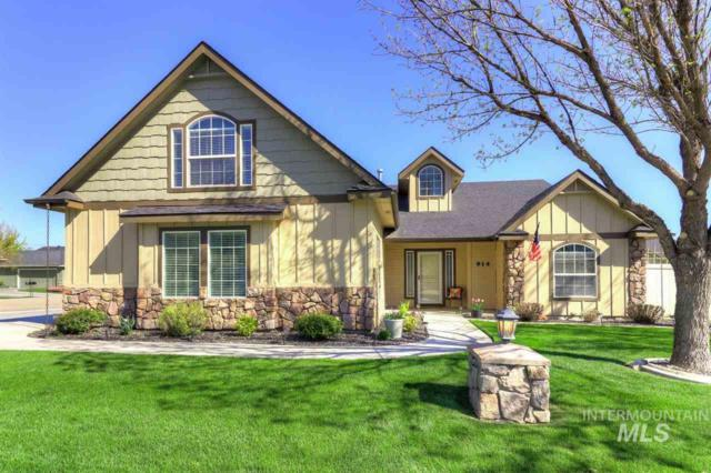 914 W Arbor Pointe Way, Nampa, ID 83686 (MLS #98726730) :: Silvercreek Realty Group