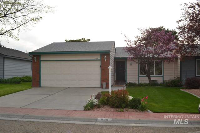 520 West Cobblestone Place, Nampa, ID 83651 (MLS #98726769) :: Full Sail Real Estate