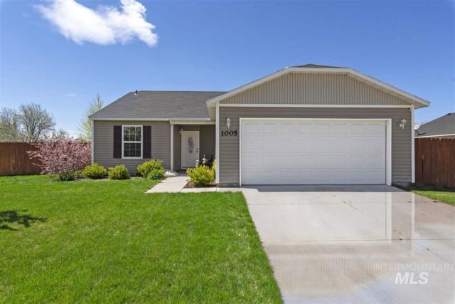 1005 S Hebgon Lake Ave, Middleton, ID 83644 (MLS #98726770) :: Full Sail Real Estate