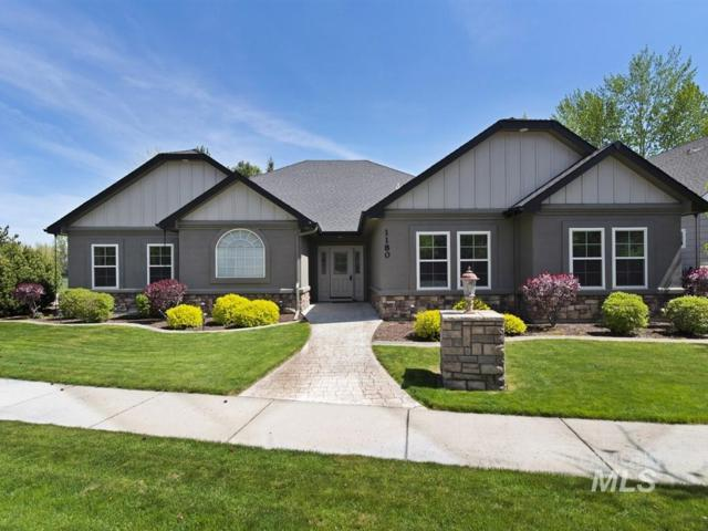 1180 S Arbor Island Pl, Eagle, ID 83616 (MLS #98726809) :: Jon Gosche Real Estate, LLC