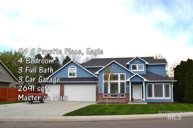 94 S Payette Place, Eagle, ID 83616 (MLS #98726930) :: Boise River Realty