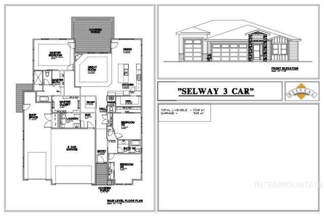 3677 W Balducci St, Meridian, ID 83646 (MLS #98726941) :: Jackie Rudolph Real Estate