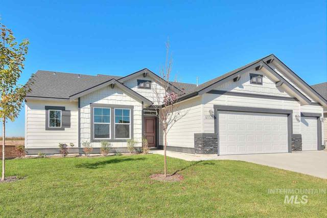 3465 W Devotion Dr, Meridian, ID 83642 (MLS #98727083) :: New View Team