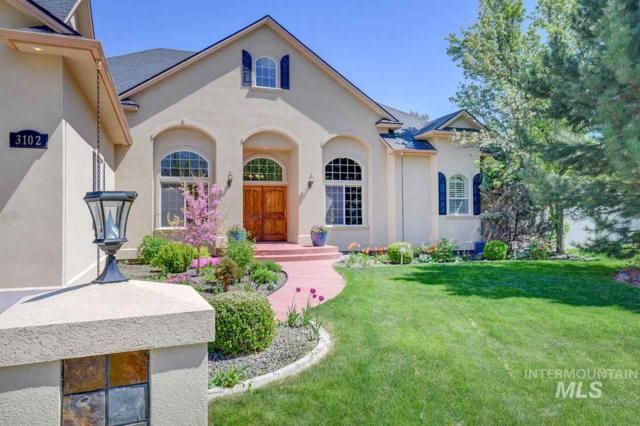 3102 S Bear Claw Place, Meridian, ID 83642 (MLS #98727152) :: Jon Gosche Real Estate, LLC