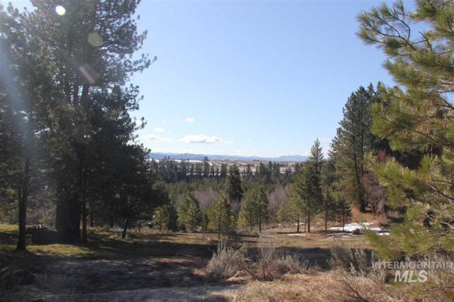L45 Valley Rim Rd, Mccall, ID 83638 (MLS #98727237) :: Boise River Realty