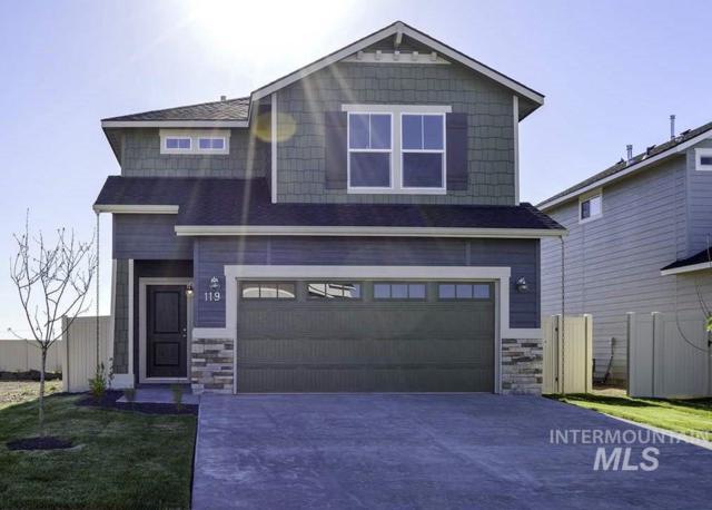 3338 S Glacier Bay Ave, Meridian, ID 83642 (MLS #98727248) :: Legacy Real Estate Co.