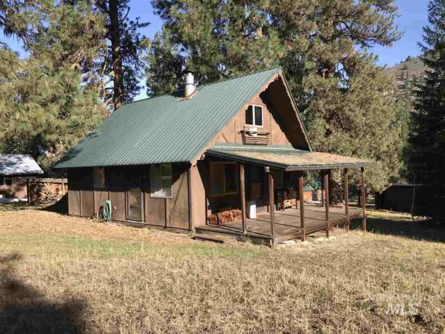 6 Pine Drive, Lowman, ID 83637 (MLS #98727258) :: Legacy Real Estate Co.