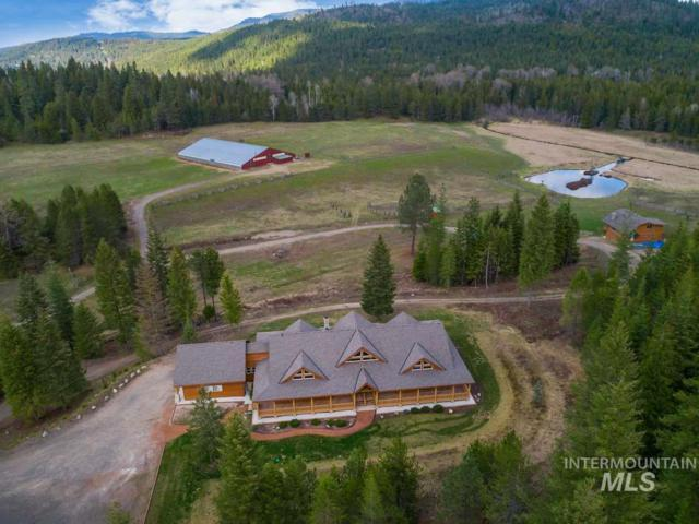xxx Careywood Ranch, Cocolalla, ID 83813 (MLS #98727381) :: Team One Group Real Estate