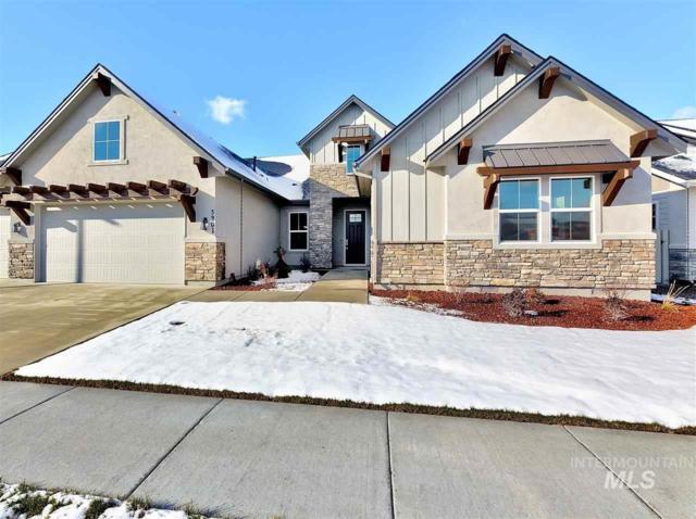 5865 S Pioneer Trail Way, Meridian, ID 83642 (MLS #98727426) :: Team One Group Real Estate