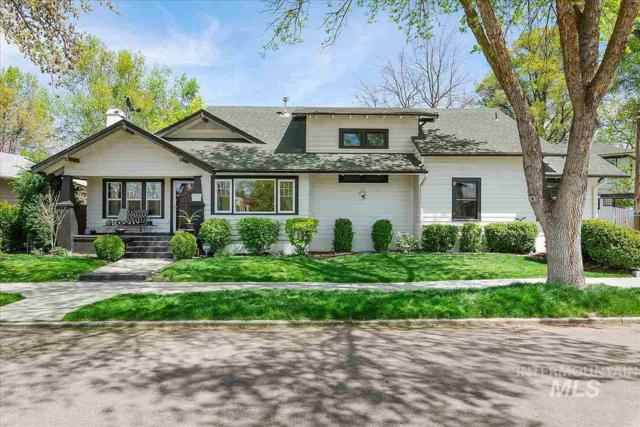 2018 W Ellis Ave, Boise, ID 83702 (MLS #98727438) :: Alves Family Realty