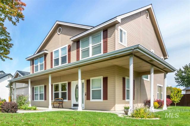 2511 E Nikki Ct., Meridian, ID 83646 (MLS #98727530) :: Jon Gosche Real Estate, LLC