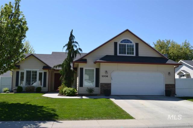 1006 Redwing Street, Fruitland, ID 83619 (MLS #98727613) :: Jon Gosche Real Estate, LLC