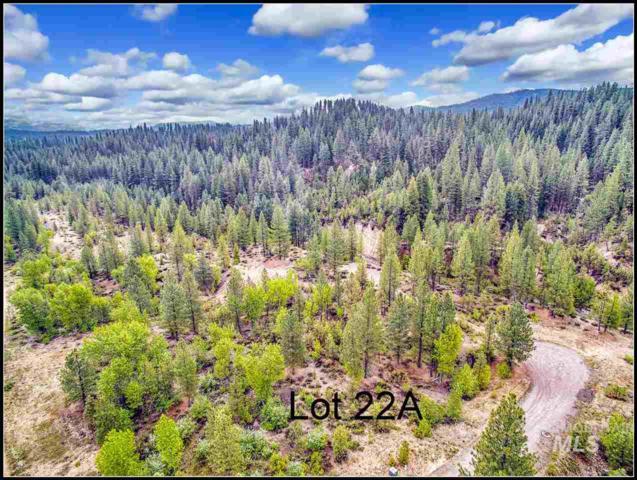 Lot 22A Mores Creek Crossing, Idaho City, ID 83631 (MLS #98727633) :: New View Team