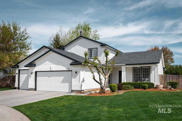 1514 W Colville, Eagle, ID 83616 (MLS #98727645) :: Legacy Real Estate Co.