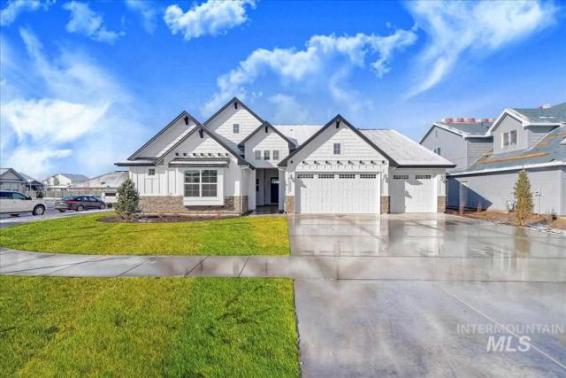 5096 W Frenchglen Drive, Eagle, ID 83616 (MLS #98727673) :: Boise River Realty