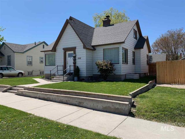 1008 Everett, Caldwell, ID 83605 (MLS #98727703) :: Jon Gosche Real Estate, LLC