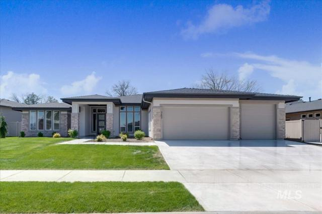 385 E Palermo Dr, Meridian, ID 83642 (MLS #98727721) :: Legacy Real Estate Co.