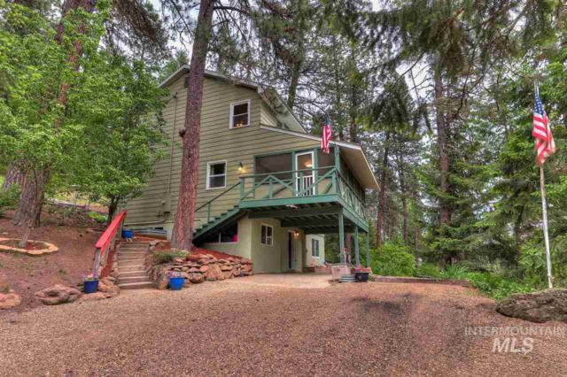 122 Warm Springs Rd, Garden Valley, ID 83622 (MLS #98727777) :: Jackie Rudolph Real Estate