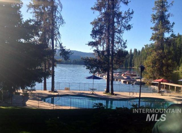 2635 Eastside Dr., Unit 21, Bldg. B, Mccall, ID 83638 (MLS #98727799) :: Boise River Realty