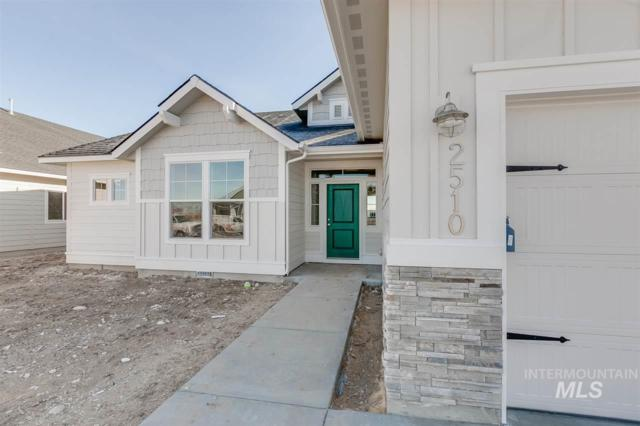 2670 W Pear Apple St, Meridian, ID 83642 (MLS #98727885) :: Alves Family Realty
