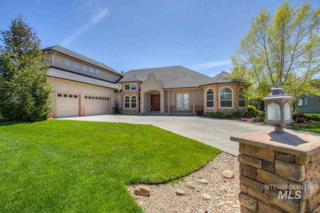 1520 S Siena, Eagle, ID 83616 (MLS #98727899) :: Boise River Realty