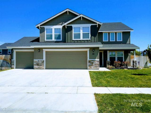 32 N Firestone Way, Nampa, ID 83651 (MLS #98727960) :: New View Team