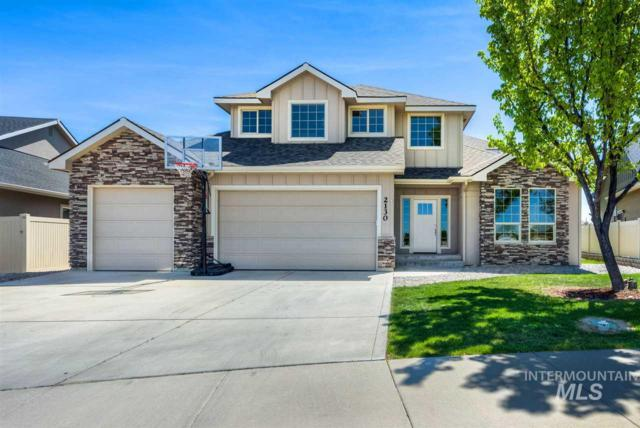 2130 S Miller Way, Nampa, ID 83686 (MLS #98727962) :: Boise River Realty