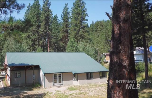 8 W River, Lowman, ID 83637 (MLS #98727992) :: Team One Group Real Estate