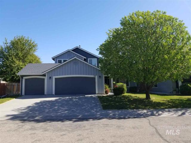 569 E Heritage Park St., Meridian, ID 83646 (MLS #98728034) :: Boise River Realty
