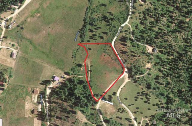 Lot 26 Duquette Pines Lot 26, Idaho City, ID 83631 (MLS #98728068) :: New View Team