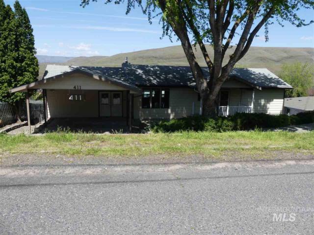 411 Kings Lane, Asotin, WA 99402 (MLS #98728108) :: Jon Gosche Real Estate, LLC