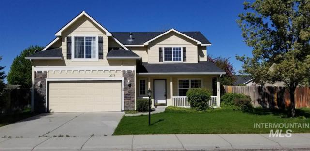 2719 N Dayside Dr., Meridian, ID 83646 (MLS #98728222) :: Legacy Real Estate Co.