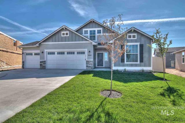 3264 S Veneto Pl, Meridian, ID 83642 (MLS #98728225) :: Legacy Real Estate Co.