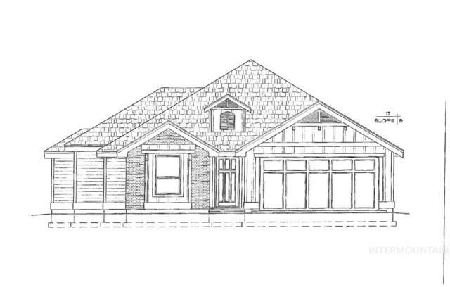 3804 W Dover Drive, Meridian, ID 83642 (MLS #98728270) :: Jon Gosche Real Estate, LLC