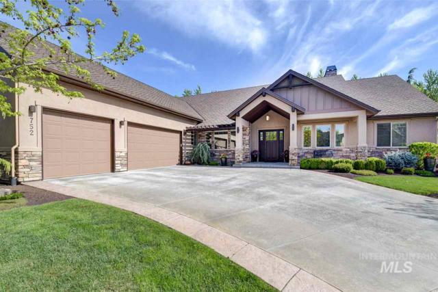 752 E Lake Briar Lane, Eagle, ID 83616 (MLS #98728479) :: Jon Gosche Real Estate, LLC
