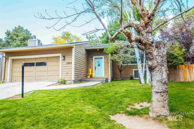 1868 E Raintree Dr, Boise, ID 83712 (MLS #98728550) :: Jon Gosche Real Estate, LLC