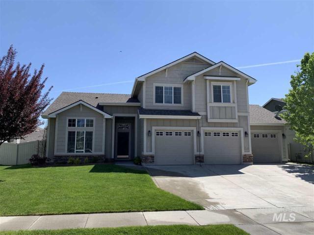 1076 N Buffalo Way, Middleton, ID 83680 (MLS #98728619) :: Boise River Realty