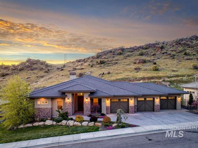 2888 E Windsong Drive, Boise, ID 83712 (MLS #98728621) :: Jackie Rudolph Real Estate