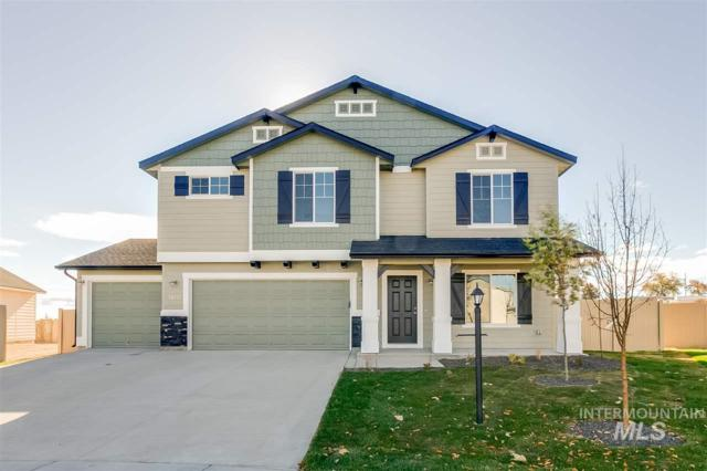 4124 S Leaning Tower Ave, Meridian, ID 83642 (MLS #98728651) :: New View Team